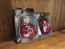 1937-38 &1940-1953 Chevy LED Tail Lights & License Plate Light Inserts