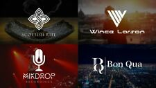 Professional Logo Design Service (Basic, Standard and Premium Packages Avail)