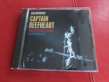 CD Captain Beefheart And The Magic Band - Railroadism live In the USA 72 - 81