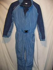 Quechua Insulated Snow Ski One Piece Suit, Women's Small