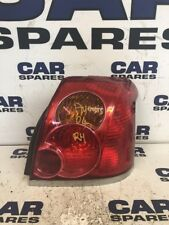 2004 TOYOTA AVENSIS DRIVER SIDE TAIL LIGHT