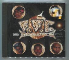 F.F.C. FFC Productions (CD 1999) TX rap - Masta V Stevie Big Nine Kelly 9K