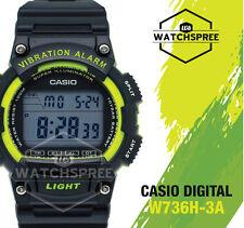 Casio Digital Watch W736H-3A