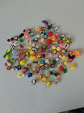 100 Pcs Lovely Shoe Charms Fits for Shoes Decorations And for Wristband Bracelet