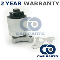 FOR VAUXHALL ZAFIRA 1.6 PETROL (1999-2005) EGR EXHAUST GAS RECIRCULATION VALVE