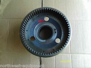 Cat HUB RING GEAR p/ns 3K7022, 3K7021 for steer axle on 944 or 966 Cat loaders