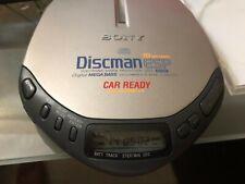 Sony DISCMAN D-E307CK Car Ready Portable CD Player