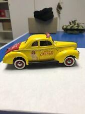 Danbury Mint 1940 Ford Coupe Coca Cola Salesman Car 1:24 Scale Die Cast As