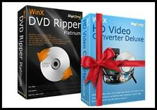 2020 WinX DVD Ripper Platinum-with bonus video downloader program-DVD Backup