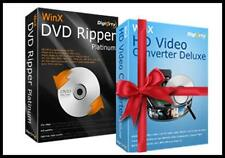 2018 WinX DVD Ripper Platinum-with bonus video downloader program-DVD Backup