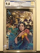 CGC 9.8 The Dreaming: Waking Hours #1 2020, Variant Cover