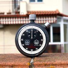Cronometro Omega RATTRAPPANTE Olimpiadi Innsbruck Montrèal 1976 stopwatch