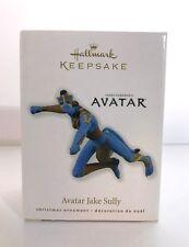 Hallmark AVATAR JAKE SULLY Keepsake Christmas Ornament 2010 NEW