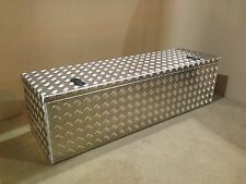 Aluminium tool vault van tool chest secure box