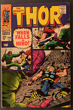 The Mighty Thor #149 Fine
