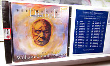 William Grant Nabore BEETHOVEN Diabelli Variations 1998 CD Chamber Music NEW