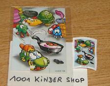 KINDER K03 N°109 PUZZLE + BPZ