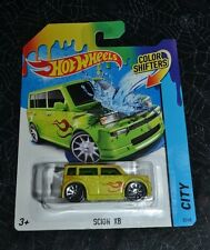 2015 HOT WHEELS CITY COLOR SHIFTERS SCION XB 33/48