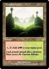 MOSSFIRE VALLEY Odyssey MTG Land RARE