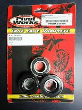 PIVOT WORKS REAR WHEEL BEARING KIT - SUZUKI DRZ400 - 2000-2012 52-0555