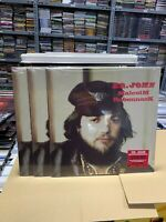 Dr John LP Malcolm Rebennack Red & Black Split Colour Versiegelt 2020