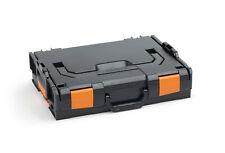Werkzeugkoffer Bosch Sortimo L-Boxx 102 Gr1 schwarz/orange | leer