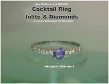 Diamond Cocktail Not Enhanced Fine Gemstone Rings