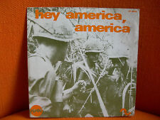 VINYL 45 T – CHILDREN OF THE MORNING : HEY AMERICA – 1972 ORIGINAL FRENCH SPOT
