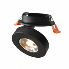 LED Downlight 3W 5W 7W Recessed Lamp black white Ultrathin ceiling panel lights