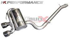 BULL-X - Abgasanlage - VW Golf (VI) - R - 6R - EWG - ABE - mit Klappe - ohne MSD