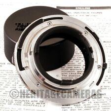 Tamron Adaptall 2 Auto Lens Mount for Nikon AI AIS, fits many AF or Digital SLRs