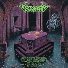 Gorguts - Considered Dead Vinyl LP Death Metal Magnet, Sticker