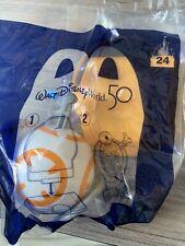 New listing BB-8  #24 Walt Disney World 50th Anniversary McDonald's 2021 Happy Meal Toy