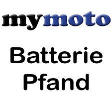 mymoto-24 Pfand für Starterbatterie