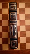 Lincoln SIGNED Gore Vidal Hardback 1984 Franklin Library Leather Bound 1st/1st