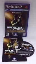 Jeu PS2 Tom clancy's Splinter Cell Pandora Tomorrow VF PAL