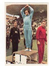 figurina OLIMPIADI 1968 EDIZIONE BAGGIOLI NEW numero 192 ABDON PAMICH
