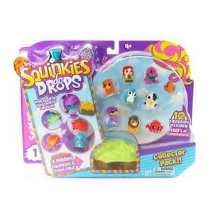 Squinkies 'Do Drops Season 1 Collector 12 Pack with 2 Hidden Squinkies