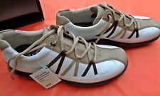 Ecco Casual Pitch Premiere Womens Leather Golf Shoes EU 40 US 9-9.5 $169rrp