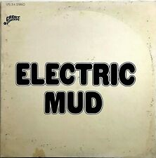 """MUDDY WATERS """"Electric Mud"""" Vinyl LP - 1968 Cadet Concept First Press - VG+"""