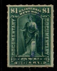 #R173 $1.00 Documentary Green Commerce - Used (a)