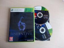 Jeu Xbox 360 -  Resident Evil 6 -