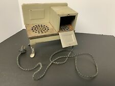 Antique Vintage Miniature Salesmans Sample Stove Oven Electric Childrens 1930