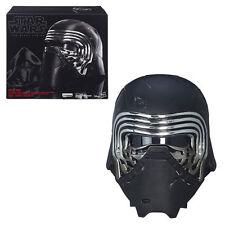 Hasbro Star Wars Black Series Kylo Ren Voice Changing Helmet BRAND NEW