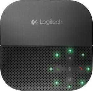 Logitech P710e Mobile Speakerphone Hands-Free Calls Cisco Skype Bluetooth LYNC