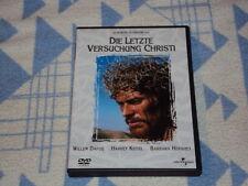 Die letzte Versuchung Christi DVD Willem Dafoe, Harvey Keitel  (Martin Scorsese)