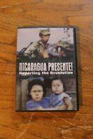 Nicaragua Presente! Reporting the Revolution DVD