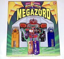 Nib - Mighty Morphin Power Rangers Megazord 2220 Bandai 1993