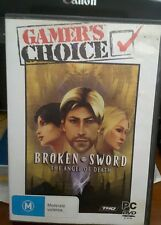 Broken Sword - The Angel Of Death - PC GAME - FAST POST