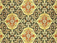 Covington Jaipur Moroccan Kohl Medallion Floral Drapery Upholstery Fabric